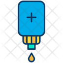 Medicine Drop Medicine Bottle Icon