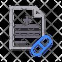 Medicine File Icon