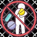 Medicine Forbidden Icon