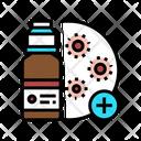 Medicine Infection Icon