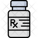 Medicine Jar Medicine Bottle Syrup Icon