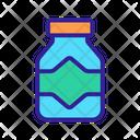 Sport Nutrition Bottle Icon
