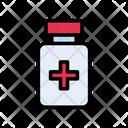 Medicine Jar Icon