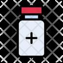 Jar Syrup Pharmacy Icon