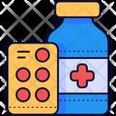 Drugs Drug Pill Icon