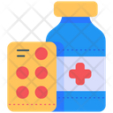 Drugs Drug Pill Icon