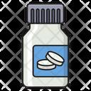 Medicine Pills Drugs Icon