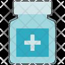 Pharmacy Medicine Bottle Icon