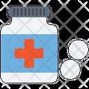Medicine Bottle Medicine Jar Syrup Icon