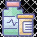 Medicine Jars Icon