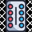 Medicine Tablet Pill Icon