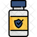 Medicine Protection Icon