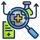 Medicine Research Research Medical Icon