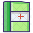 Medicine storage box Icon