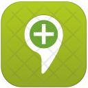 Medicine store location Icon
