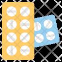 Medicine Strip Medication Icon