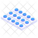 Medicine Strip Pills Strip Medication Icon