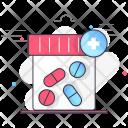 Medicine Supplements Icon