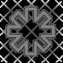 Medicine Symbol Icon
