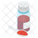 Medicine Syrup Medicine Bottle Remedy Icon