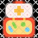 Medicine Tablet Icon
