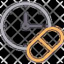 Dose Time Capsule Icon
