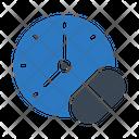 Time Dose Medicine Icon