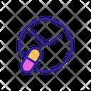 Dosage Capsule Care Icon