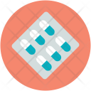 Medicines Drug Tablet Icon