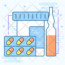 Pharmaceutical Drugs Medicines Icon