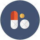 Medicines Medical Pills Icon