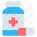 Medicines Drug Pill Icon