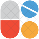 Medicines Pills Drug Icon