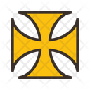 Medieval Medieval Sign Icon