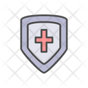 Medieval Shield Protection Icon