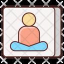Mmeditation Meditation Buddha Icon