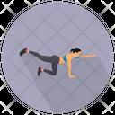 Meditation Yoga Relaxation Icon