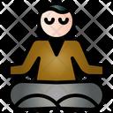 Meditation Calm Peace Icon