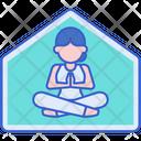 Meditation Center Icon