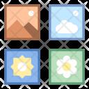 Medium Size Thumbnail Icon