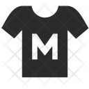 Medium size t-shirt Icon