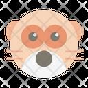 Meerkat Animal Suricate Icon