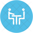 Meeting Group Users Icon