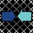Meeting arrow Icon