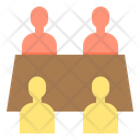 Meeting table Icon