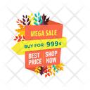 Mega Sale Icon
