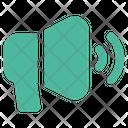 Megaphone Speaker Loud Icon