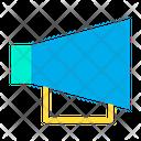 Loud Speaker Speaker Advertising Icon