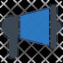 Megaphone Speaker Announce Icon
