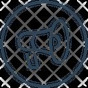 Device Megaphone Promotion Icon